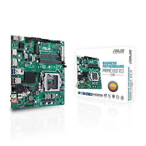 ASUS Prime H310T R2.0/CSM Placa Base - Servidor