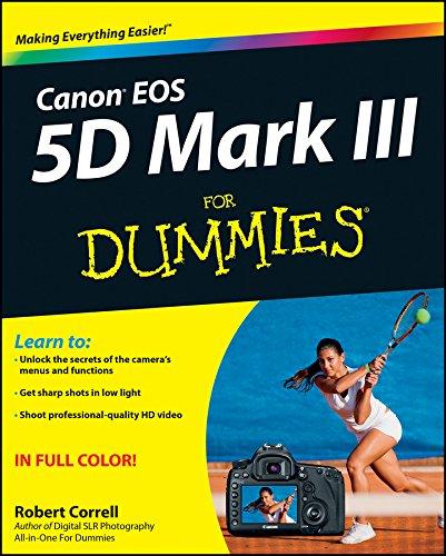 Canon EOS 5D Mark III For Dummies