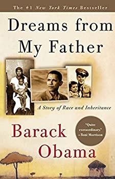 Paperback Dreams from My Father: A Story of Race and Inheritance Book