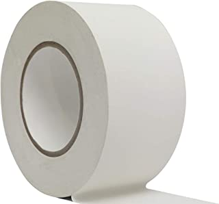 """Your Tape Gaffer Tape White 3""""X 60 Yards.Heavy Duty Gaffer Floor Tape for Cables, Photography, Theater Stage Setup,Interio..."""