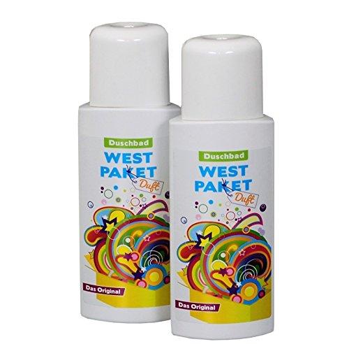 Westpaketduft - Duschbad - Doppelpack (2 x 200 ml)