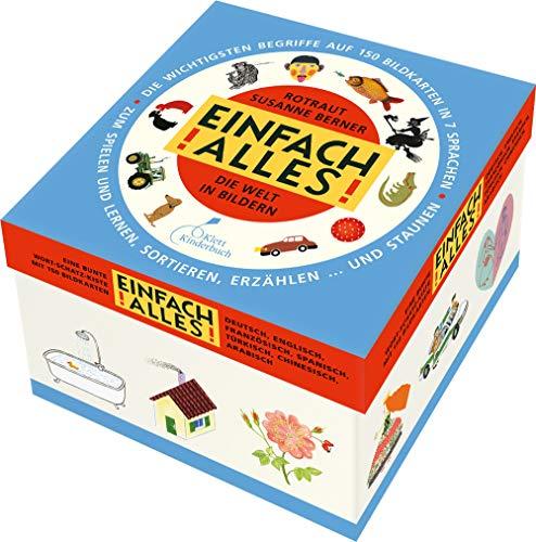 Klett Kinderbuch Einfach Alles!: Die Wort-Schatz-Kiste
