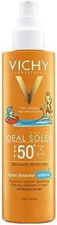 Vichy Ideal Soleil Soft Spray Children Spf50 200ml