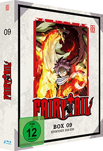Fairy Tail - TV-Serie - Vol.9 - [Blu-ray]