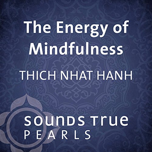 Energy of Mindfulness audiobook cover art