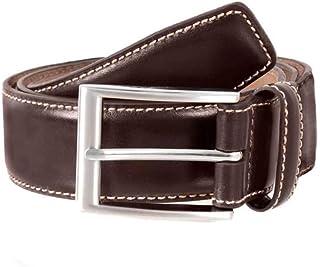 Dents Men's Full Grain Leather Belt