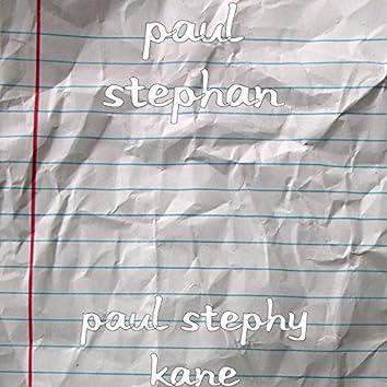 Paul Stephy Kane