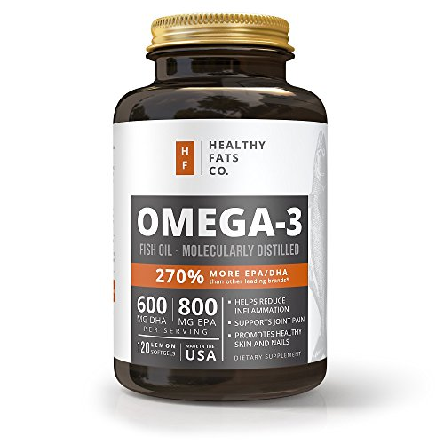 Body Vega Omega-3 Fish Oil