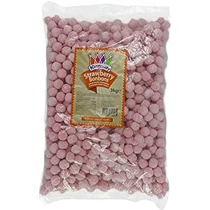 kingsway bonbons strawberry 3 kg Kingsway Bonbons Strawberry 3 Kg 51TdWiPnagL