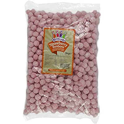 kingsway bonbons strawberry 3 kg Kingsway Bonbons Strawberry 3 Kg 51TdWiPnagL