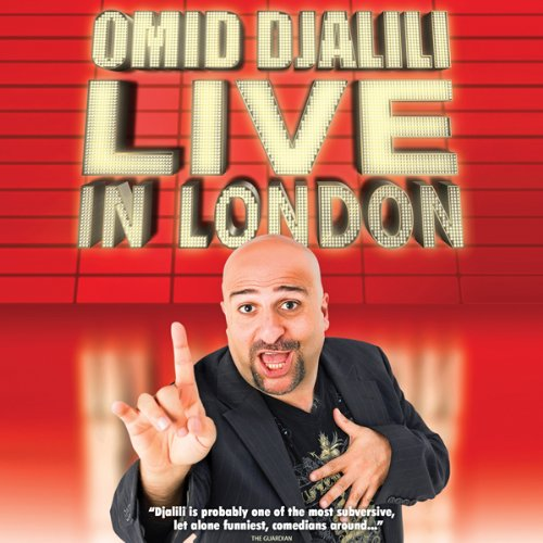 Omid Djalili: Live in London audiobook cover art