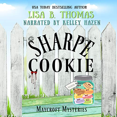 Sharpe Cookie cover art