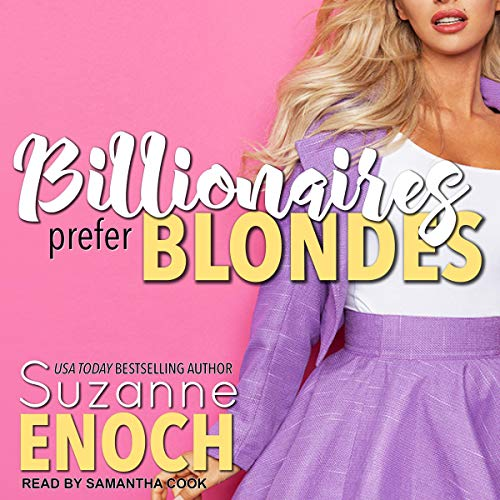 Billionaires Prefer Blondes cover art
