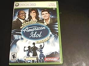 Konami Karaoke Revolution Presents: American Idol Encore Game Only