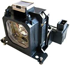 OEM Sanyo Projector Lamp for Model PLV-Z4000 Original Bulb and Generic Housing