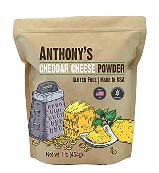 anthonys cheddar cheese powder