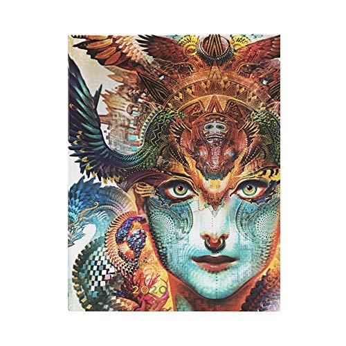 Paperblanks - Agenda de 12 meses 2020 Dharma dragón...
