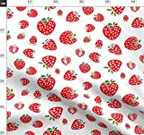Beere, Obst, Beeren, Erdbeere, Erdbeeren, Vegan, Natürlich