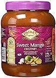 Patak's Chutney Mango Dulce - 2900 gr