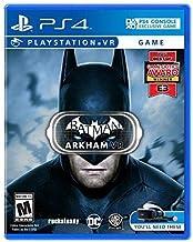 Batman Arkham VR PlayStation 4 by Warner Bros.