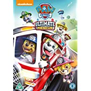 paw patrol pups save christmas dvd zavvi