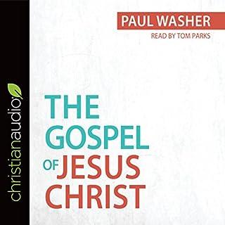The Gospel of Jesus Christ audiobook cover art