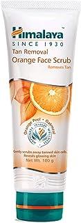 Himalaya Tan Removal Orange Face Scrub, 100g