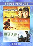 Triple Feature - Hart's War/Thin Red Line/Tigerland