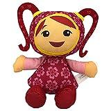 Jimmar T-eam Um-izoomi Plush Doll Toys,T-eam Um-izoomi Soft Stuffed Plush Doll Birthday Gifts for Kids