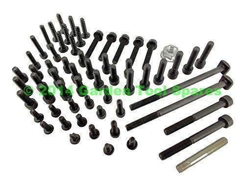 BOLT SCREW SET KIT TO FIT CHINESE CHAINSAW 4500 5200 5800 45CC 52CC 58CC...