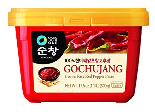 Daesang Sunchang Gochujang (hot Pepper Paste) 500g