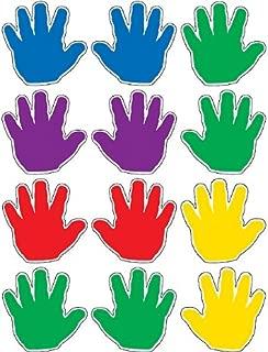 Teacher Created Resources Handprints Mini Accents (5137)