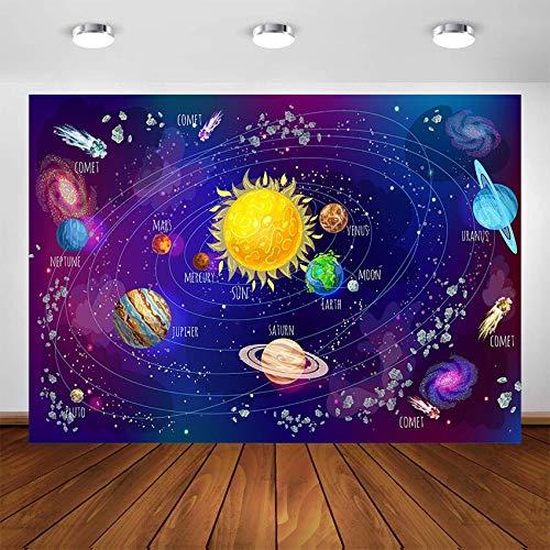 ATggqr Puzzle Adultos 1000 Piezas Galaxia del Universo 50x75cm Juegos Educativos Puzzles Juguete para aliviar estrés Juego Intelectual Cerebro Desafío