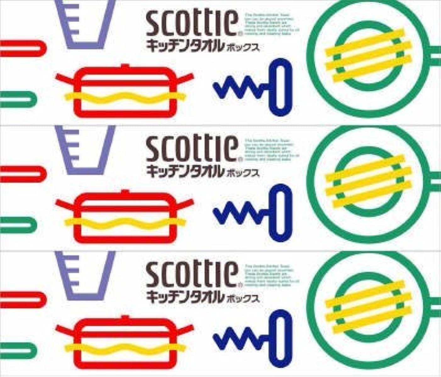 恐れる本質的ではない一致するスコッティ キッチンタオルボックス 【36個(3コパック×12P)セット】