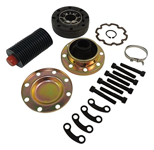 Crown Auto Rebuild Kit, Black, Zinc (528533FRK)