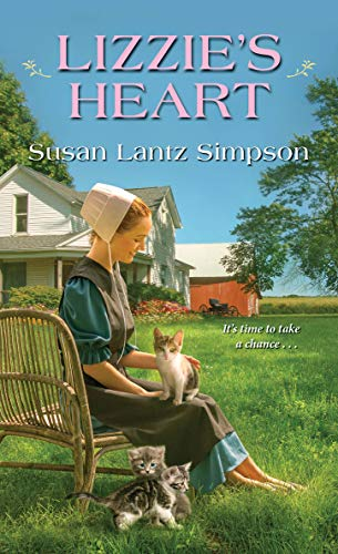 Lizzie's Heart (The Amish of Southern Maryland) by [Susan Lantz Simpson]