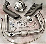 Turbo Kit 6466 T4 Silverado Sierra NEW Turbocharger Vortec V8 LS...