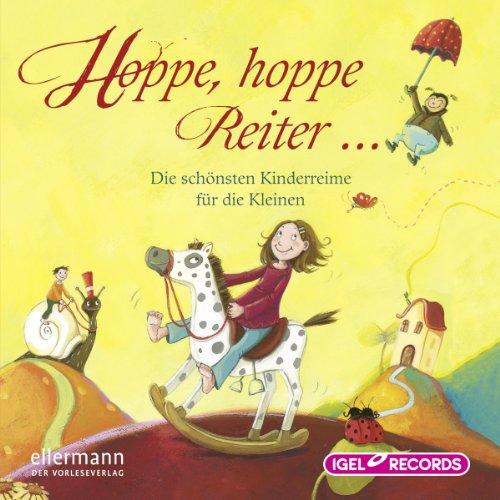 Hoppe, hoppe, Reiter...  By  cover art