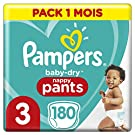 Pampers Baby-Dry Nappies/Pants