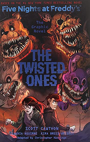 The Twisted Ones (Five Nights at Freddy's Graphic Novel #2)...