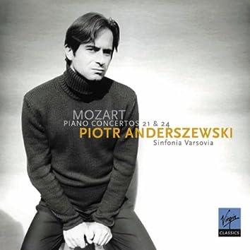 Mozart: Piano Concertos 21 & 24
