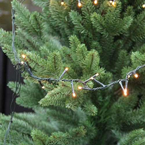 LED 1-2-Glow kompakt | für Außen | warm weiß | 880 LED\'s | 8 Stränge | für 2,40 m Baum