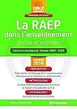 L'épreuve de RAEP dans l'enseignement - Dossier et entretien