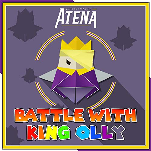 "Battle With King Olly (From ""Paper Mario: The Origami King"")"