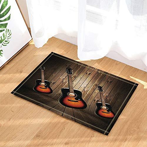 ZHOU Western Tres Instrumentos Musicales Guitarra