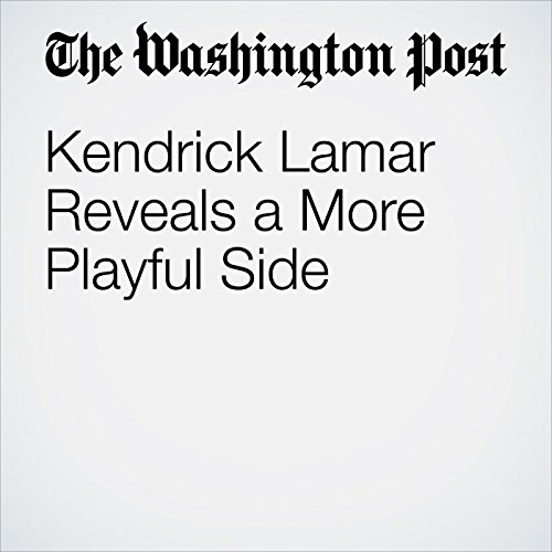 Kendrick Lamar Reveals a More Playful Side copertina