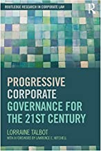 Best progressive corporate governance for the 21st century Reviews