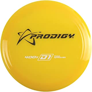 Prodigy Disc 400 Series D1 Distance Driver Golf Disc [Colors May Vary]
