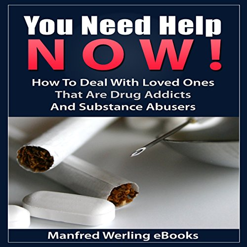 You Need Help Now! audiobook cover art