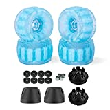IWONDER Cloud Wheel Discovery 105mm/120mm for Exway X1 PRO RIOT Boards Electric Skateboard Wheels and Pulley Conversion Kit